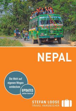 Stefan Loose Reiseführer Nepal von McConnachie,  James, Meghji,  Shafik, Reed,  David