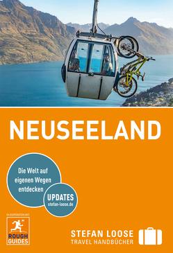 Stefan Loose Reiseführer Neuseeland von James,  Jo, Mudd,  Alison, Ochyra,  Helen, Whitfield,  Paul