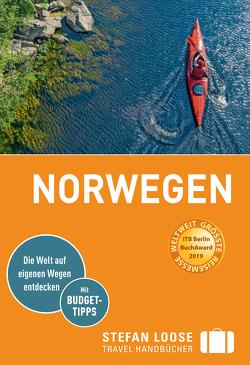 Stefan Loose Reiseführer Norwegen von Möbius,  Aaron, Möbius,  Michael