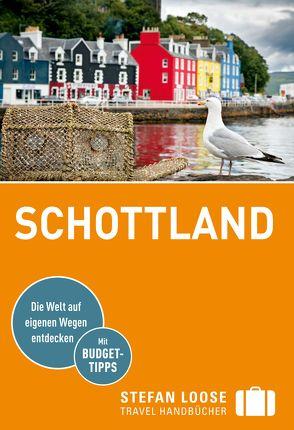 Stefan Loose Reiseführer Schottland von Eickhoff,  Matthias