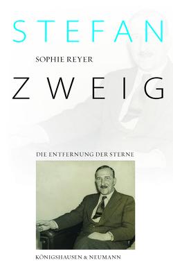 Stefan Zweig von Reyer,  Sophie