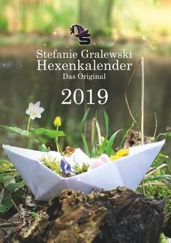 Steffis Hexenkalender 2019 von Gralewski,  Stefanie