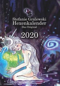 Steffis Hexenkalender – Das Original – 2020 von Gralewski,  Stefanie