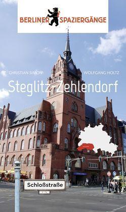 Steglitz-Zehlendorf von Holtz,  Wolfgang, Simon,  Christian