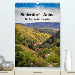 Steierdorf – Anina (Premium, hochwertiger DIN A2 Wandkalender 2020, Kunstdruck in Hochglanz) von photography - Werner Rebel,  we're