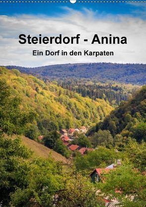 Steierdorf – Anina (Wandkalender 2018 DIN A2 hoch) von photography - Werner Rebel,  we're