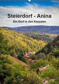 Steierdorf – Anina (Wandkalender 2019 DIN A2 hoch) von photography - Werner Rebel,  we're