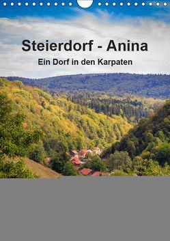 Steierdorf – Anina (Wandkalender 2019 DIN A4 hoch) von photography - Werner Rebel,  we're