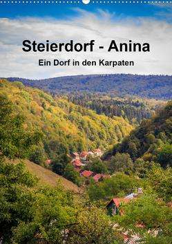 Steierdorf – Anina (Wandkalender 2021 DIN A2 hoch) von photography - Werner Rebel,  we're