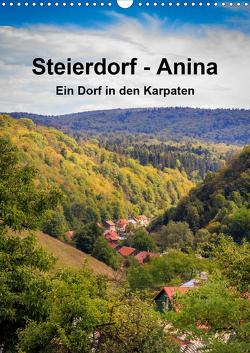 Steierdorf – Anina (Wandkalender 2021 DIN A3 hoch) von photography - Werner Rebel,  we're