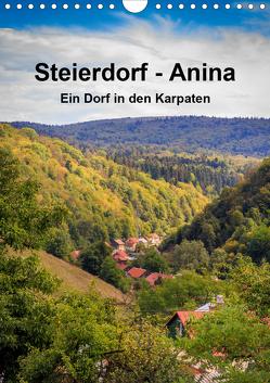 Steierdorf – Anina (Wandkalender 2021 DIN A4 hoch) von photography - Werner Rebel,  we're