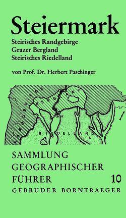 Steiermark von Paschinger,  Herbert