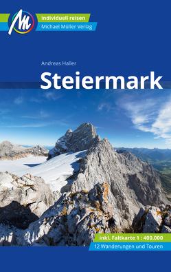 Steiermark Reiseführer Michael Müller Verlag von Haller,  Andreas