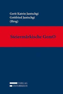 Steiermärkische GemO von Jantschgi,  Gerit Katrin, Jantschgi,  Gottfried