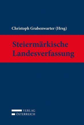 Steiermärkische Landesverfassung von Grabenwarter,  Christoph