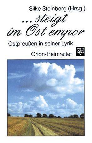 … steigt im Ost empor von Steinberg,  Silke