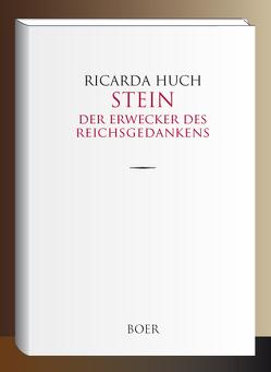 Stein von Huch,  Ricarda