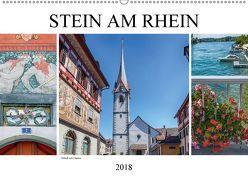 Stein am Rhein – Altstadt mit Charme (Wandkalender 2018 DIN A2 quer) von Brunner-Klaus,  Liselotte