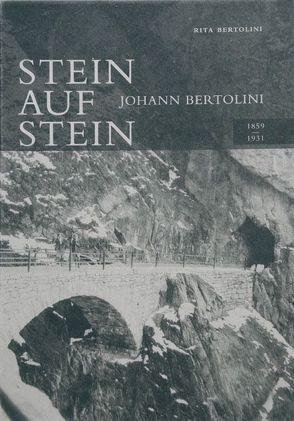 Stein auf Stein von Bertolini,  Rita, Pfanner,  Ute, Pichler,  Meinrad, Steurer-Lang,  Maria Rose