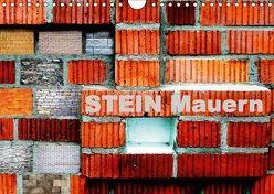 Stein Mauern (Wandkalender 2018 DIN A4 quer) von tinadefortunata,  k.A.