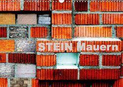Stein Mauern (Wandkalender 2019 DIN A3 quer)