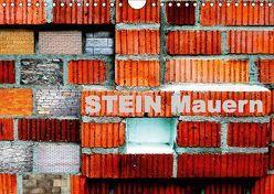 Stein Mauern (Wandkalender 2019 DIN A4 quer)