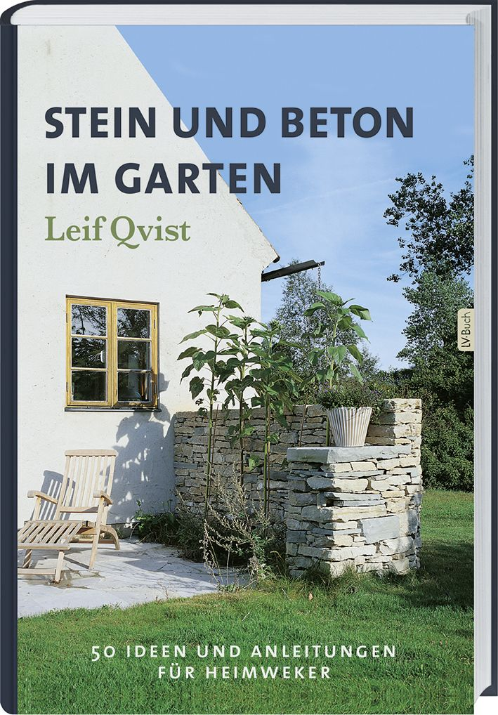 stein und beton im garten buch findr. Black Bedroom Furniture Sets. Home Design Ideas
