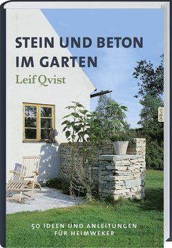 Stein und Beton im Garten von Qvist,  Leif