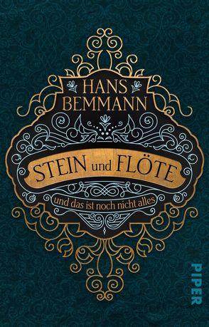 Stein und Flöte von Bemmann,  Hans