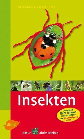 Steinbachs Naturführer Insekten von Bellmann,  Heiko