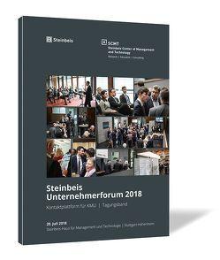 Steinbeis Unternehmerforum 2018