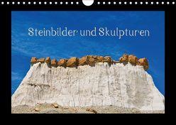 Steinbilder und Skupturen (Wandkalender 2018 DIN A4 quer) von Dietz,  Rolf
