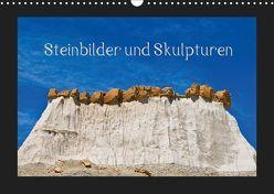 Steinbilder und Skupturen (Wandkalender 2019 DIN A3 quer) von Dietz,  Rolf