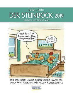 Steinbock 2019 von Korsch Verlag, Mayr,  Johann