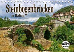 Steinbogenbrücken in Italien (Tischkalender 2019 DIN A5 quer) von LianeM