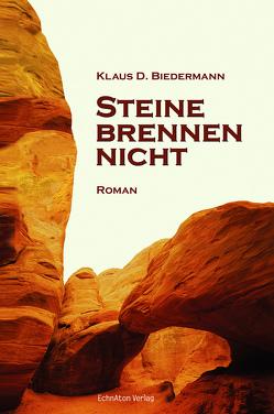 Steine brennen nicht von Biedermann,  Klaus D.
