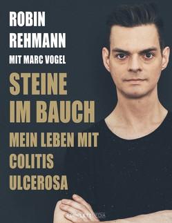 Steine im Bauch von Rehmann,  Robin, Vogel,  Marc