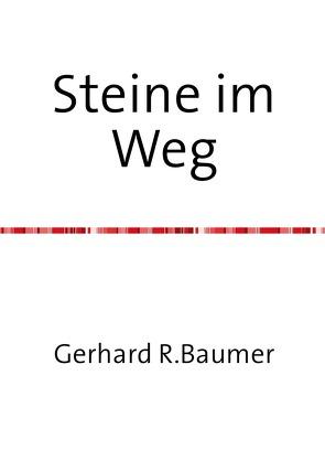 Steine im Weg von Baumer,  Gerhard