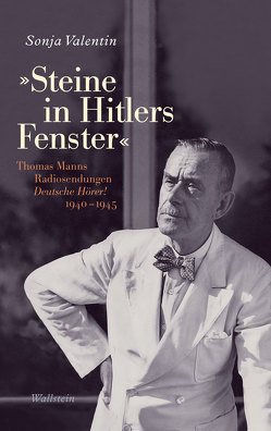 »Steine in Hitlers Fenster« von Valentin,  Sonja