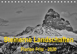 Steinerne Landschaften in Südtirol (Tischkalender 2020 DIN A5 quer) von Fritz,  Florian