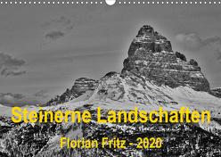 Steinerne Landschaften in Südtirol (Wandkalender 2020 DIN A3 quer) von Fritz,  Florian