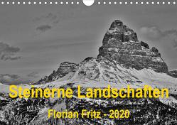 Steinerne Landschaften in Südtirol (Wandkalender 2020 DIN A4 quer) von Fritz,  Florian