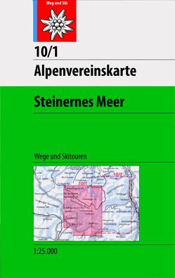 Steinernes Meer von Deutscher Alpenverein