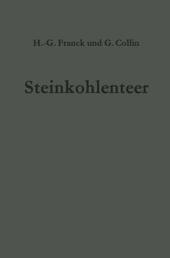 Steinkohlenteer von Collin,  Gerd, Franck,  Heinz-Gerhard