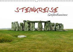 Steinkreise Großbritanniens (Wandkalender 2019 DIN A3 quer) von ~bwd~