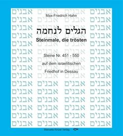 Steinmale, die trösten, Band 5 von Hahn,  Max-Friedrich