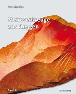 Steinwerkzeuge aus Auggen von Schmidlin,  Fritz