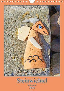 Steinwichtel (Wandkalender 2019 DIN A4 hoch) von Boockhoff,  Irk