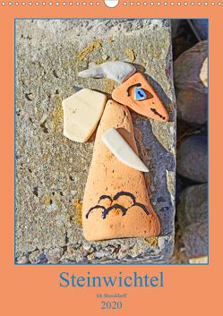 Steinwichtel (Wandkalender 2020 DIN A3 hoch) von Boockhoff,  Irk
