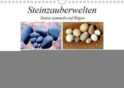 Steinzauberwelten – Steine sammeln auf Rügen (Wandkalender 2019 DIN A4 quer) von und Michaela Schimmack,  Claudia